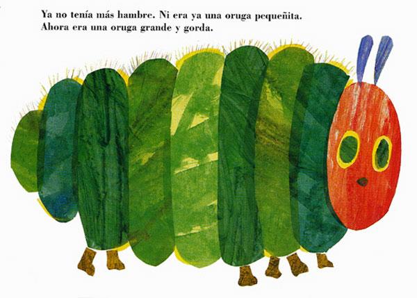 Español con Profe Morales: La oruga muy hambrienta, y una tierra ...