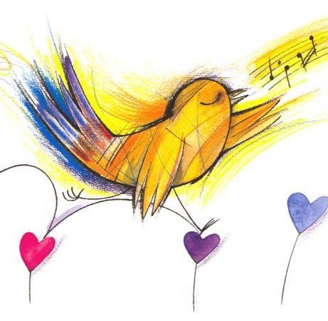 El pájaro del alma