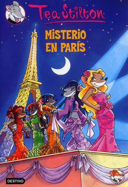 Resultado de imagen de misterio en paris