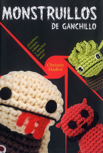 Monstruillos de ganchillo, de Christen Haden (NeedleNoodles)