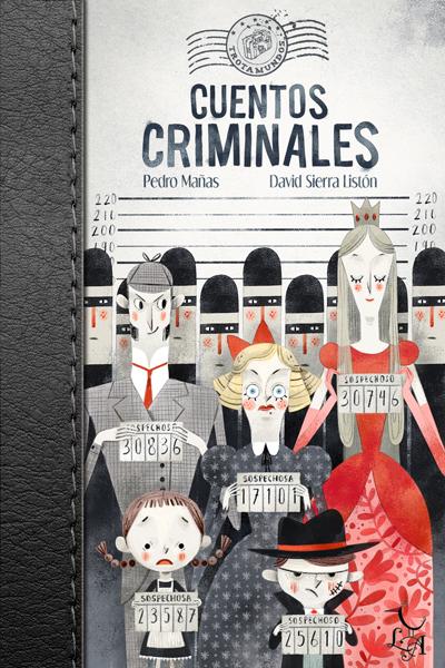 Resultado de imagen de Cuentos criminales. Pedro Mañas
