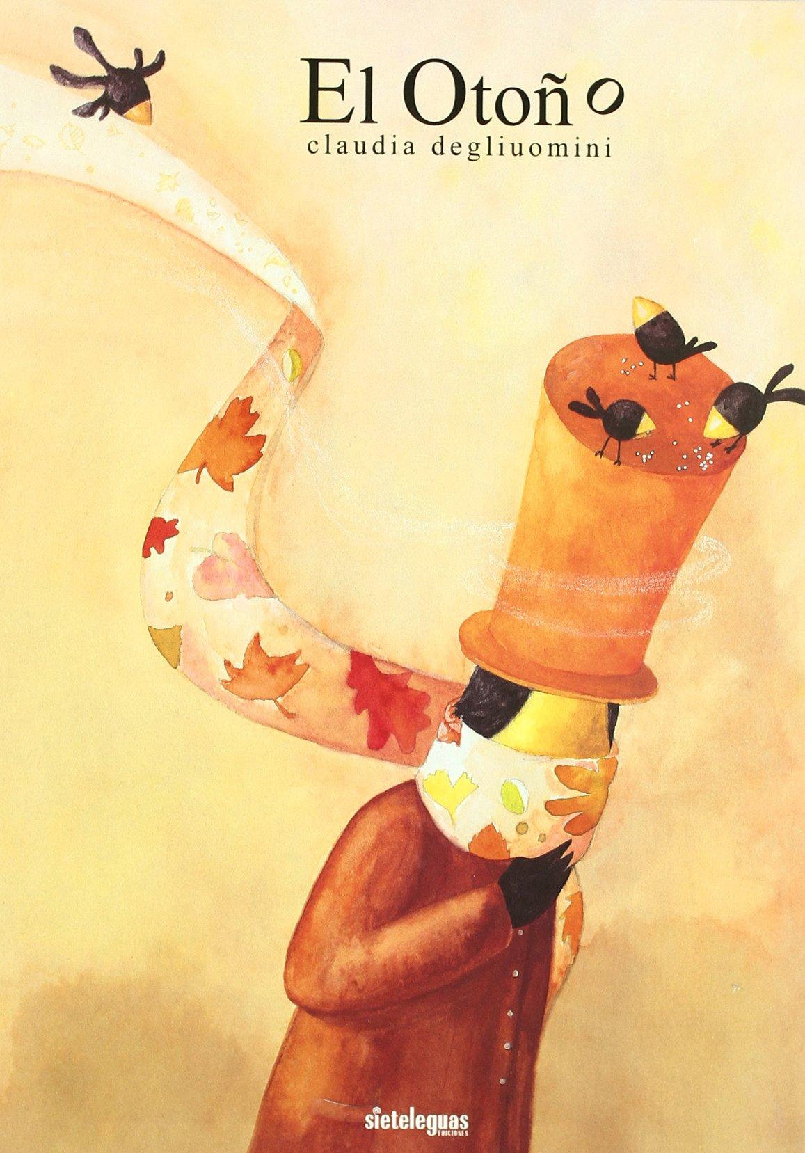 Resultado de imagen de libro infantil el otoño claudia