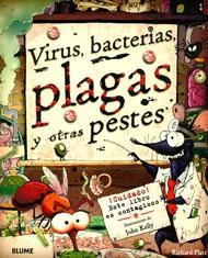 Resultado de imagen de vIRUS, BACTERIAS Y PLAGAS