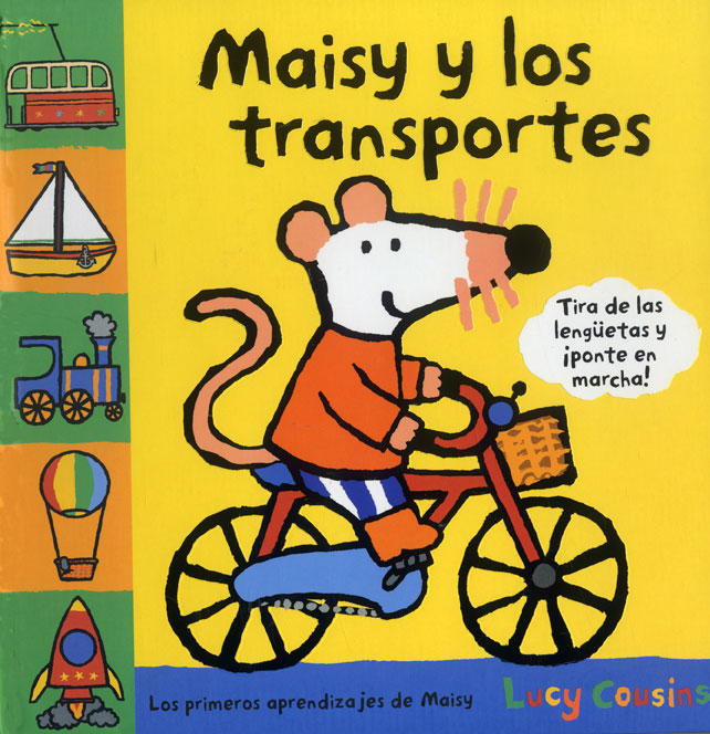 Means Of Transport (All Willing Ears/ Oídos Dispuestos) - Lessons ...